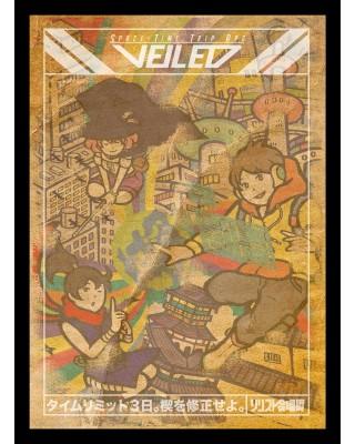 【ゲムマ16秋新刊】タイムアタック型マップ探索RPG『VEILED』