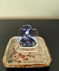 【C97新作】『鵺鏡アクリルコマ』茨木童子