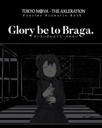 【C94新刊】トーキョーN◎VAシナリオ集『Glory be to Braga -黒-』