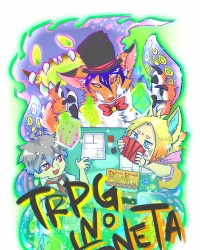 【C92新刊】TRPG副読本『TRPG NO KONETA』