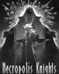 【C95新刊】デッドラインヒーローズ同人ソースブック『ネクロポリス・ナイツ』