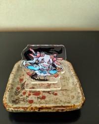 【C97新作】『鵺鏡アクリルコマ』清姫