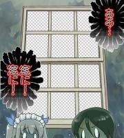 【ゲムマ19春 新刊】クリアファイル『SAN分間クトゥルフ・窓に窓にクリアファイル』