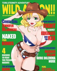 【C97新刊】TORG ETERNITYシナリオ同人誌『WILD ACTION!!』