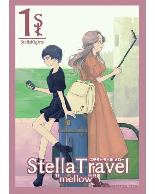 """【ゲムマ20秋 新刊】ステラナイツワールドセッティング集『Stella Travel """"mellow""""』"""