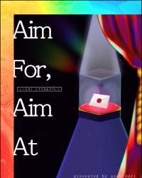 【C97新刊】シノビガミシナリオ&リプレイ同人誌『Aim For, Aim At』